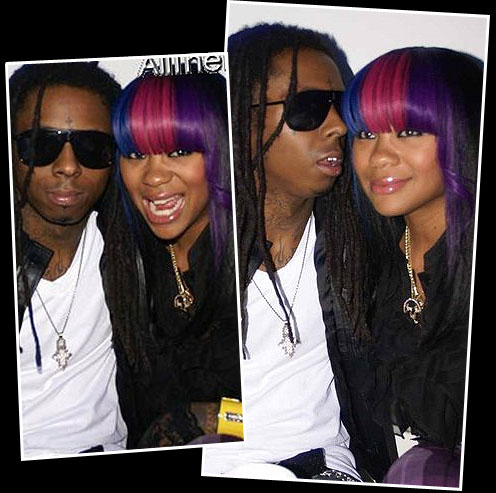 lil WAYNE AND NiVEA