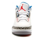 AiR JORDAN III : TRUE BlUE RETRO