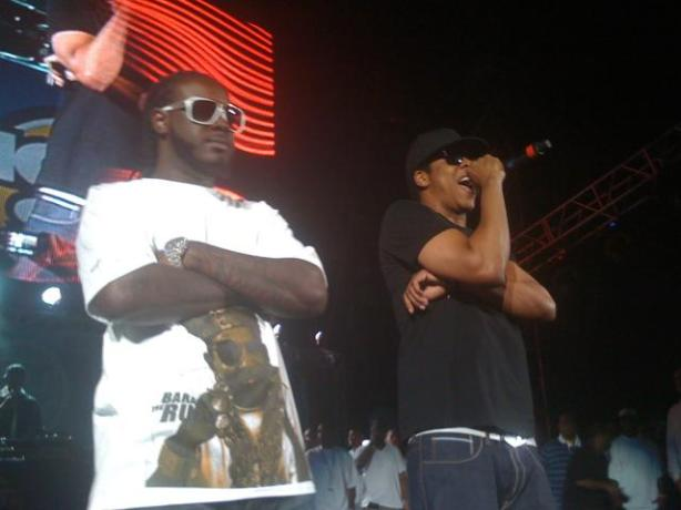 JAY - Z AND T - PAiN liVE AT SUMMER JAM 2O09