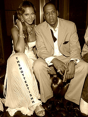 JAY - Z AND BEYONCE