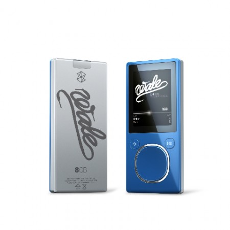 MiCROSOFT RElEASES liMiTED EDiTiON WAlE ZUNE PlAYER